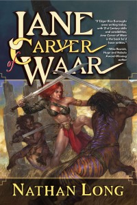 Jane Carver Of Waar by Nathan Long